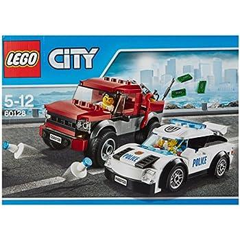 LEGO City Police 60128: Police Pursuit Mixed: Amazon.co.uk: Toys & Games
