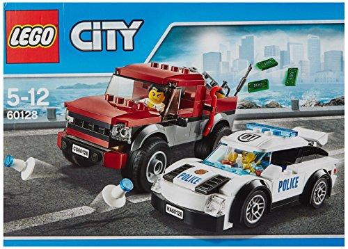 LEGO City 60128 - Polizei-Verfolgungsjagd -