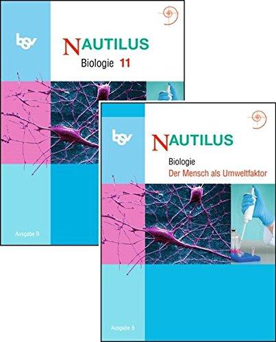 Nautilus - Bisherige Ausgabe B für Gymnasien in Bayern: 11. Jahrgangsstufe - Schülerbuch und Themenheft