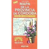 Mapa de La Provincia de Córdoba (MAPAS DE CARRETERAS)