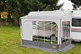 Unbekannt Vorderwand Villa Store für Fiamma Wohnwagenmarkise Caravanstore 360, inklusive Fenster mit Streifendruck (932947564)