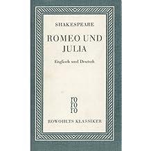 Romeo Und Julia Englisch Deutsch Rowohlts Klassiker Der Literatur