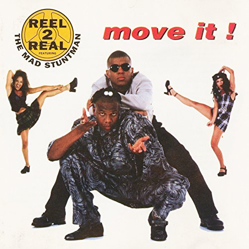 I Like To Move It (feat. The Mad Stuntman) [DJ Dero NRG Remix]