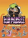 Kid Paddle - Activités : Mégastickers