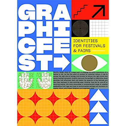 Graphic Fest: Spot-On Identity for Festivals & Fairs