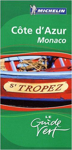 Cote D'Azur, Monaco (Guides Verts)