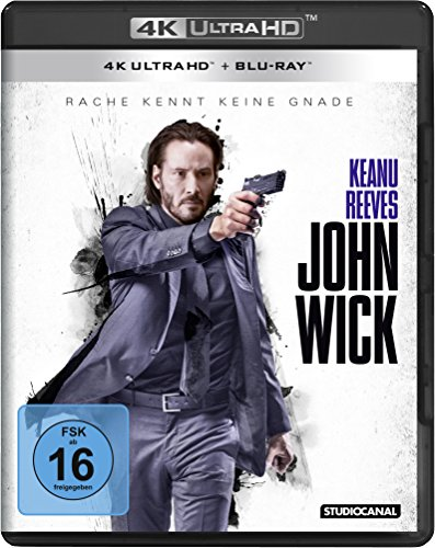 John Wick - Ultra HD Blu-ray [4k + Blu-ray Disc]