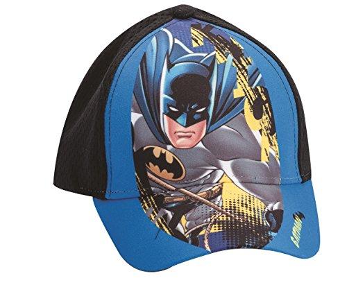 Official Licensed Batman Boys Black Hat - Licensed DC Comics Merchandise
