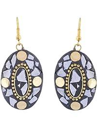 Shimmer's Lac Dangle & Drop Earrings for Women