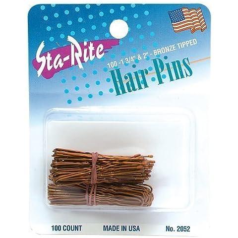 Hair Pins by STA-RITE GINNIE LOU INC. - Sta Rite Pins