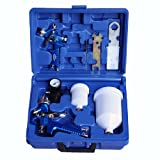 TecTake Pistolet pulvérisateur - différents modèles - (Set 400137)