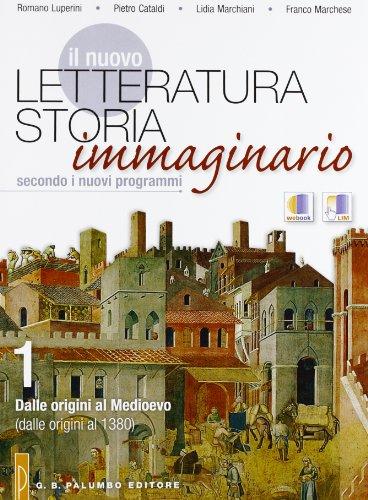 Il nuovo. Letteratura storia immaginario. Con la scrittura. Con espansione online. Per le Scuole superiori: 1