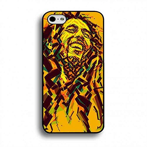 Bob Marley Printed cassa del telefono per iPhone 6/iPhone 6S, Bob Marley iPhone 6/iPhone 6S Custodia, iPhone 6/iPhone 6S Bob Marley Cell Custodia