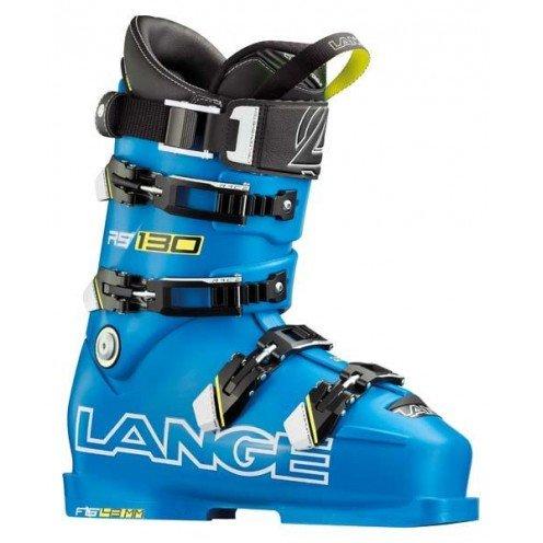 Lange - Chaussures De Ski Rs 130 Wide Bleu - Mixte - Bleu