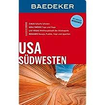 Baedeker Reiseführer USA Südwesten: mit GROSSER REISEKARTE