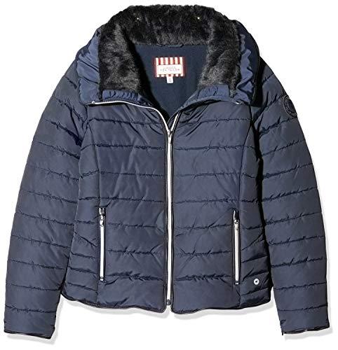 TOM TAILOR Kids Mädchen Padded Jacket Jacke, Blau (Total Eclipse|Blue 3000), 152