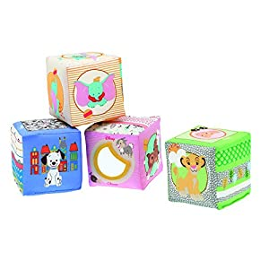 Disney Chicco Soft Cubes (00007518000000)