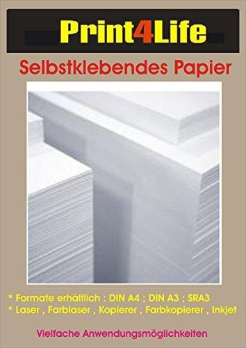 50-feuilles-a4-papier-adhesif-blanc-utilise-pour-toutes-les-imprimantes-jet-dencre