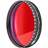 Baader Planetarium 2458317 - Filtro de color antirreflectante (2'', 610 nm), color rojo