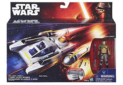 Hasbro B3675EU4 - Star Wars E7 Class I -
