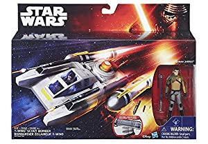 Hasbro B3675EU4 Star Wars - Clase e7 vehículo de lujo, modelo surtido, 1 unidad