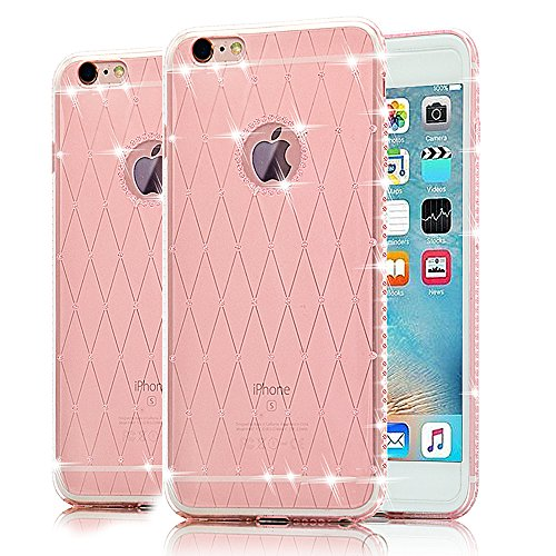 iPhone 6 Cover, iPhone 6S Custodia , Bonice Ultra trasparente