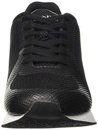 Calvin Klein Jeans Jack, Running Homme Noir (Blk)