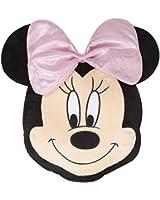 Disney Minnie Girls Pillow - black