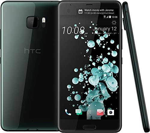 HTC U Ultra Smartphone da 5,7 pollici 2560 x 1440, Snapdragon 821 Quad-core 2,15 GHz, 4GB RAM, 64GB ROM, Camera 12MP OIS, Android 7,0, 4G