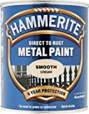 Hammerite SFCR750 750ml Direct to Rust Smooth Finish -...