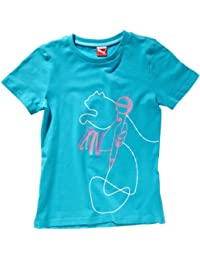 PUMA t-shirt music, organic cotton