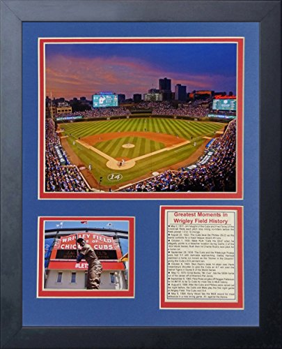 legends-never-die-mlb-chicago-cubs-wrigley-field-renovation-framed-photo-collage-11-x-14