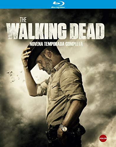 The Walking Dead - Novena Temporada [Blu-ray]