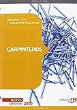 Carpinteros. Temario, Test y Supuestos Prácticos (Colección 108)
