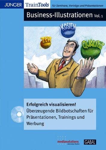 Business Illustrationen Vol. 1 (PC+MAC)