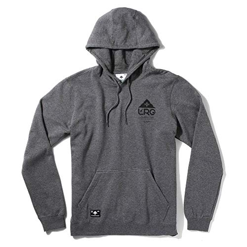 LRG One Icon Pullover Hoodie Charcoal Heather Icon Pullover Hoodie