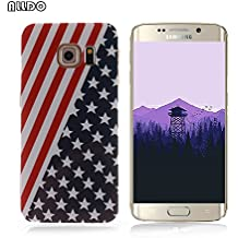 330c22fb8ba AllDo Funda Silicona para Samsung Galaxy S6 Edge Carcasa Protectora Caso Suave  TPU Soft Silicone Case