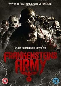 Frankenstein's Army [DVD]