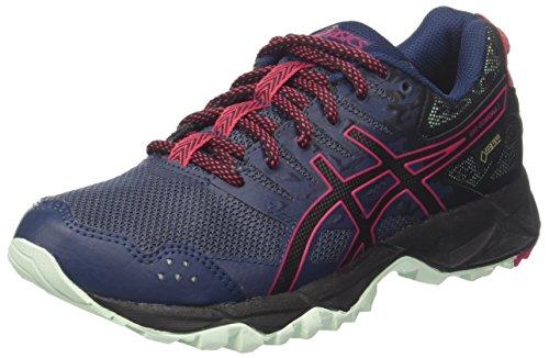 Asics Damen Gel-Sonoma 3 G-Tx Joggingschuhe, Blau (Insignia Blue/Black/Cosmo Pink), 36