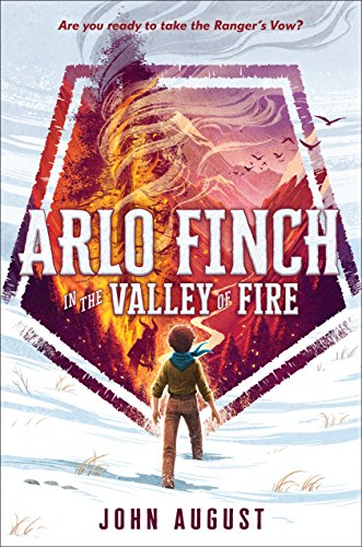 Arlo Finch in the Valley of Fire (English Edition)