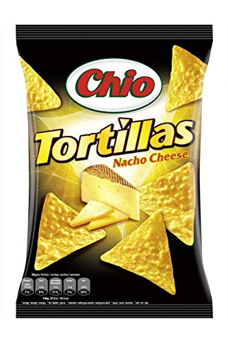 Nacho Cheese, 10er Pack (10 x 125 g) ()