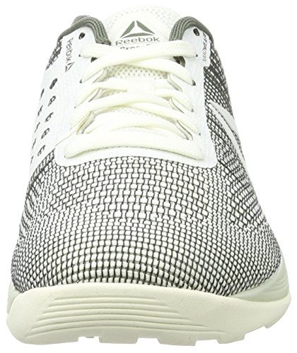 Reebok R Crossfit Nano 7, Chaussures de Gymnastique Homme Beige (Chalk/hunter Green)