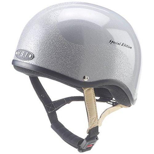 Gatehouse HS1 Jockey Skull Helm (1 1/2 (56cm)) (Silber)