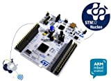 STMicroelectronics NUCLEO-F030R8 Model STM32 Nucleo-64 Development Board with STM32F030R8 MCU, Supports Arduino and ST Morpho Connectivity