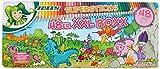 Jolly Crayons de couleur SUPER Sticks Kinderfest XXL Box, 48crayons dans étui en métal, 3000–0494