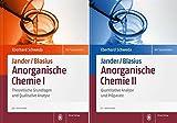 Package: Jander/Blasius, Anorganische Chemie I + II: Theoretische Grundlagen und Qualitative Analyse / Quantitative Analyse und Präparate