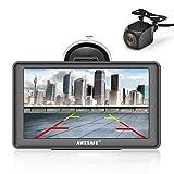 AWESAFE Navigation GPS 7 Zoll Touchscreen Auto Navigationsgerät mit...