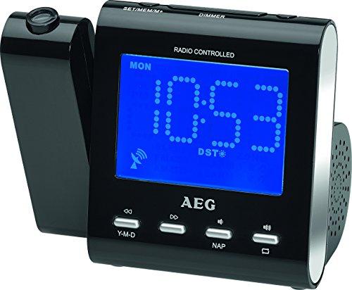 AEG MRC 4122 F N Projektionswecker