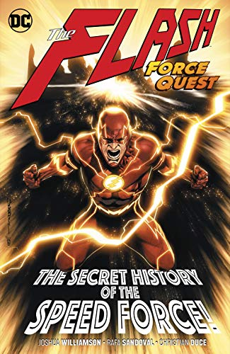 The Flash (2016-) Vol. 10: Force Quest (English Edition) eBook ...
