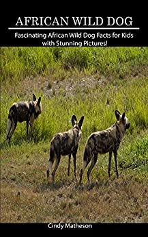 Descargar gratis African Wild Dog: Fascinating African Wild Dog Facts for Kids with Stunning Pictures! PDF